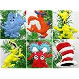 dr seuss the cat in the hat figurine ornaments set
