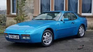 porsche 944 blue tuerkisblau 944 s2
