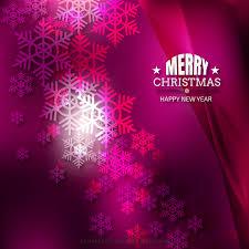 Tyrian Purple Tyrian Purple Christmas Greeting Card Bow Background Design