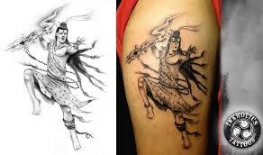 hinduism hindu god shiva design tattooshunter com