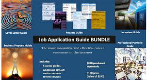 Quicker Jobs Resume by Job Application Guide Bundle Reverse Tide Career Services