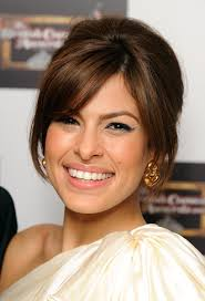 eva mendes beautiful women pinterest eva mendes hair style