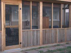 screen in your porch with screen tight inexpensive compared to