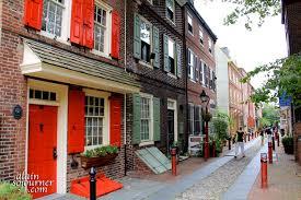 Elfreth S Alley by Elfreth Alley In Philadelphia