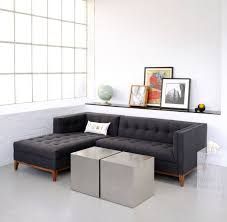 Apartment Size Sectional Sofas by Beautiful Apartment Size Leather Sofa Pictures Home Ideas Design