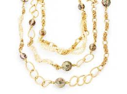 long chunky chain necklace images Chunky chain necklace gabriella francesca designs jpg