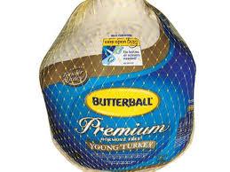 butterball turkeys on sale butterball talks turkey fewer fresh birds this season