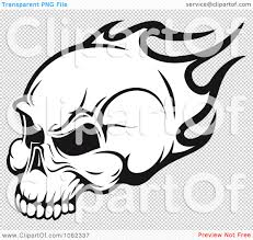 flaming skulls coloring pages virtren com