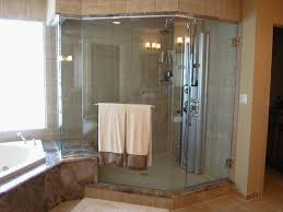 Bathroom Shower Units Large Bathroom Shower Stalls Frantasia Home Ideas Steps To