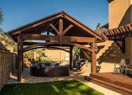 Backyards With Gazebos by Gazebo U0026 Pavilion Kits Western Timber Frame