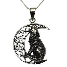 silver wolf pendant necklace images Cheap pendant wolf find pendant wolf deals on line at jpg