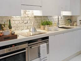 backsplash ideas for kitchens with granite countertops and white