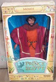 amazon prince egypt doll moses hasbro toys u0026 games