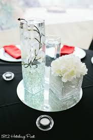 Trio Vases Glass Vases