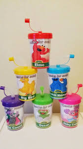 favor cups sesame party favor cups diy elmo big bird cookie