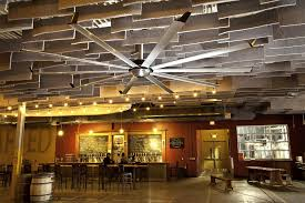 Outdoor Patio Fans Wall Mount by Large Silent Ceiling Fans For Entertainment Venues Big Fans