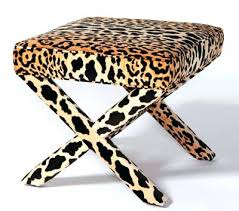 Animal Print Storage Ottoman Ottoman Animal Print Ottoman Storage Zebra Print Ottoman Uk In