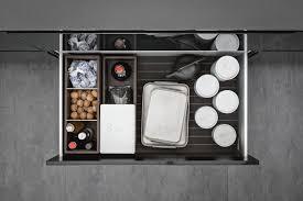 amenagement tiroir cuisine l aménagement intérieur cuisine par siematic personnalisé innovant