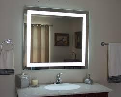 Bathroom Bathroom Vanities by Bathroom Cabinets Custom Cut Mirror Lighted Vanity Vanity Mirror