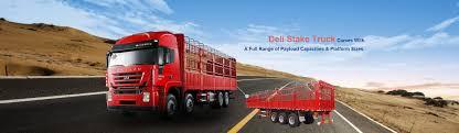 semi truck manufacturers deli semi trailer truck for sale professional manufacturer