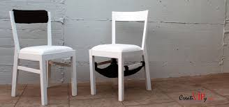 Ikea Hack Chairs by White And Black Crochet Chairs Ikea Hackers Ikea Hackers