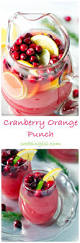 easy holiday cranberry orange punch recipe cooking lsl