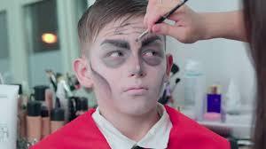 Halloween Makeup Dracula Halloween Dracula Makeup Tutorial Youtube