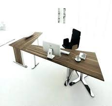 Contemporary Executive Office Desk Contemporary Executive Office Desk Desks Modern Two Persons
