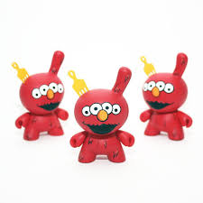elmo dunny on sale now in my store wuzone custom dunny