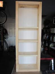 how to build a simple kitchen cabinet for open display home