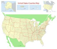 map us pdf free vector map us county and state adobe illustrator pdf