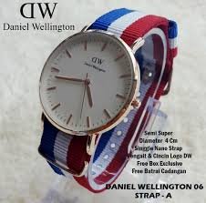 Jam Tangan Daniel Wellington Dan Harga dw fashion kanvas daftar harga terkini dan terlengkap indonesia