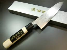 japanese kitchen knife damascus vg10 stainless steel gyutou knife photo1 japanese kitchen knife damascus vg10 stainless steel gyutou knife 180mm hou wood handle