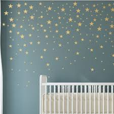 Boy Nursery Wall Decal Wall Decal Coral Blue Mustard Nursery Decor Baby Wall Green