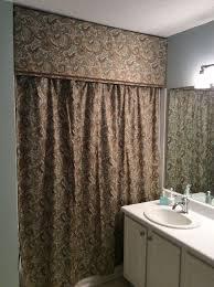 bathroom shower curtains ideas best 25 shower rod ideas on shower storage bathroom