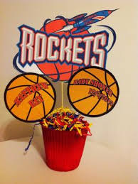 Basketball Centerpieces Basketball Centerpiece Sports Centerpiece By Sprinkledcelebration
