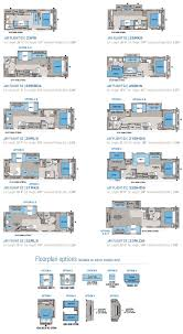 Rockwood Camper Floor Plans Beautiful Jayco Camper Floor Plans Part 2 2014 Eagle Travel