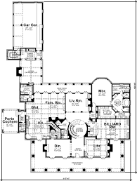 colonial luxury house plans luxury style house plans plan 10 1603