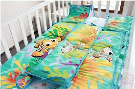 finding nemo bedroom set baby boy 7 piece crib bedding set fish and friends finding nemo