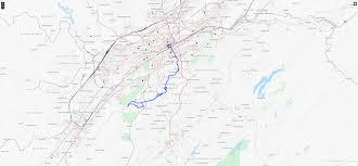 Chelsea Map Route 39 U2013 Homewood Modified Hoilday U2013 Max Transit U2013 Birmingham