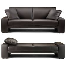 Narrow Sofa Bed Small Leather Sofa Beds Centerfieldbar Com