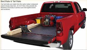 Bed Rug Liner Promaxx Rubber Truck Bed Mats