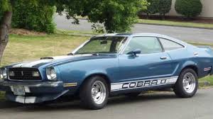 cobra mustang pictures history of the cobra mustang