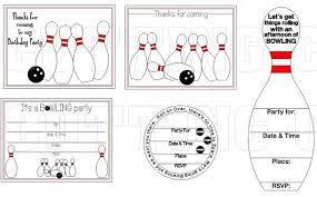 printable bowling party invitation u2013 orderecigsjuice info