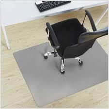 Hardwood Floor Chair Mat Pvc Matte Desk Office Chair Floor Mat Protector For Hard Office