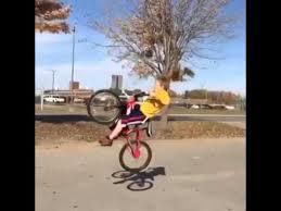 Bike Crash Meme - little kid takes the funniest bike crash ever youtube