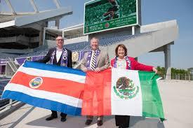 Fiesta Of Five Flags Futbol Fiesta Mexico Vs Costa Rica Central Florida Top 5