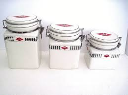 retro kitchen canister sets coca cola retro vintage kitchen canisters by gibson coke