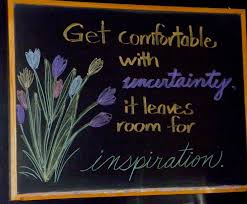 Comfortable With Uncertainty 46 Best Chalk Wall Writing Images On Pinterest Chalk Talk Wall