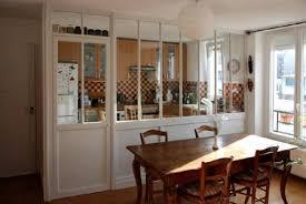 verriere interieur cuisine verrière cuisine meubles et boiseries